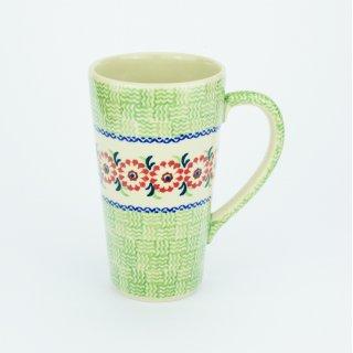 latte macchiato tasse mit henkel 11 50 die bunzlauer bunz. Black Bedroom Furniture Sets. Home Design Ideas